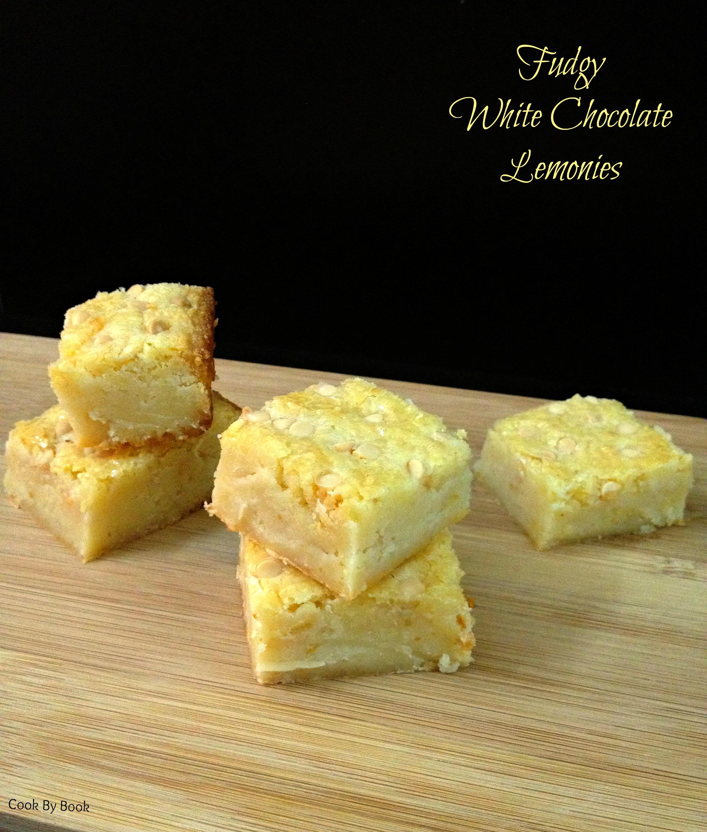 Fudgy White Chocolate Lemonies2