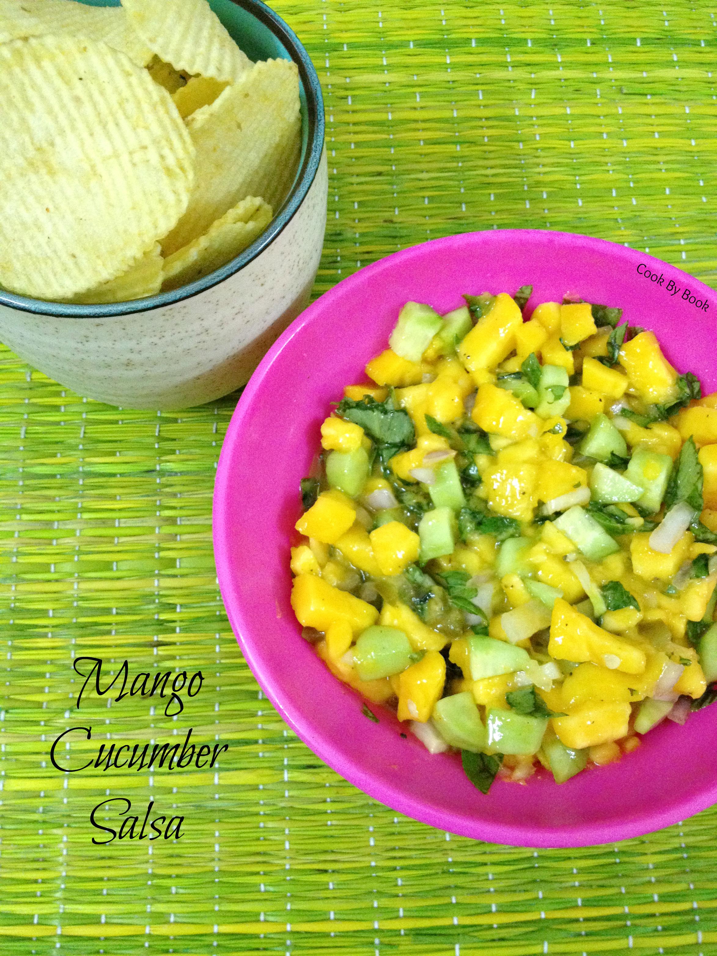 Mango Cucumber Salsa1