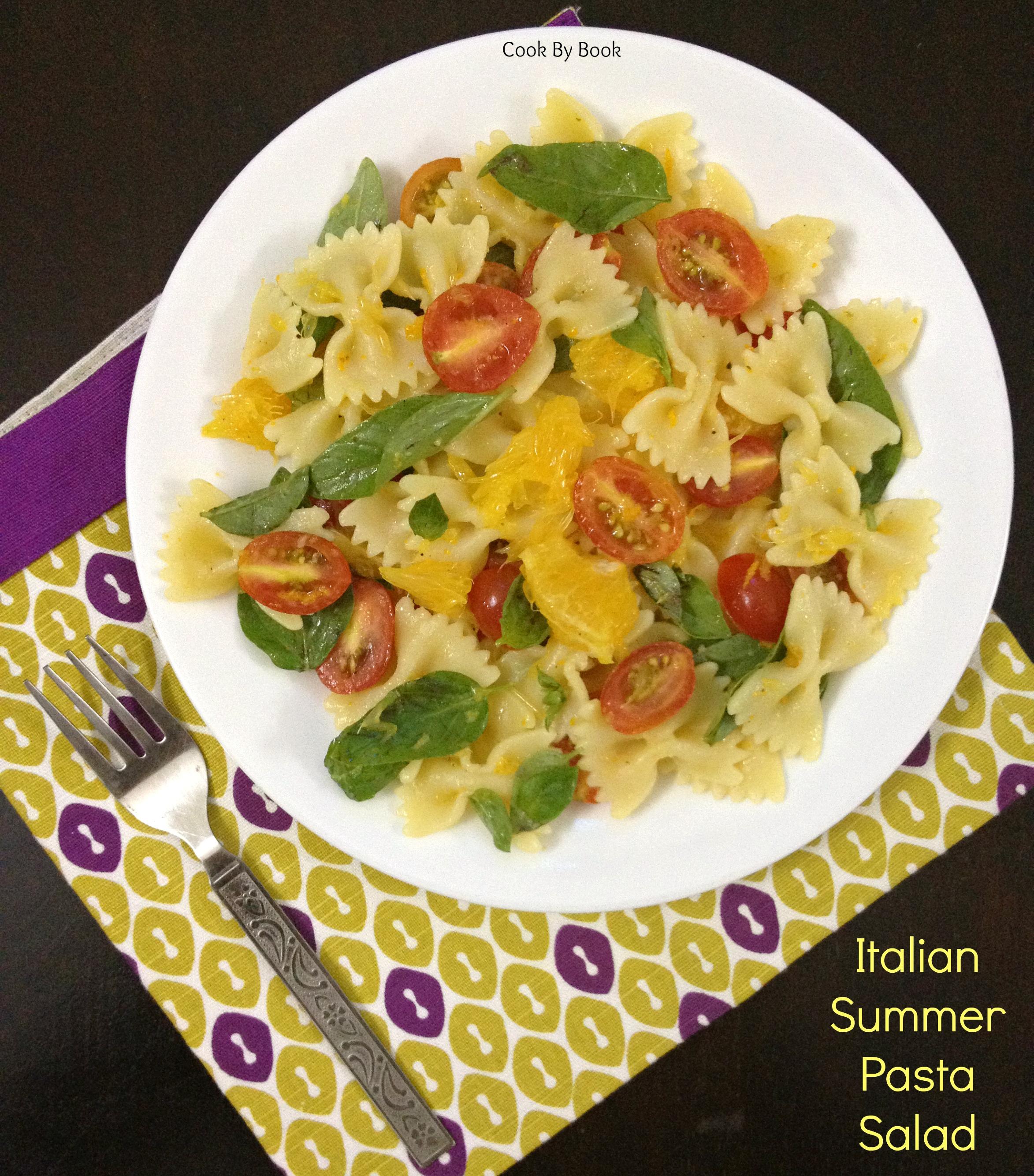 Italian Summer Pasta Salad2